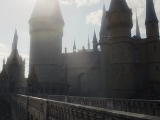 Fantastic Beasts Back To Hogwarts Featurette