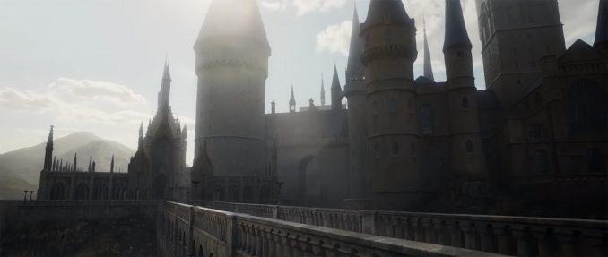 Fantastic Beasts Back To Hogwarts Featurette