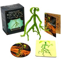 Fantastic Beasts Bendable Bowtruckle Set