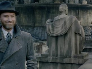 Fantastic Beasts: The Crimes of Grindelwald - Teaser Trailer