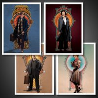 fantastic-beasts-and-where-to-find-them-art-print-set