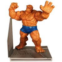 Fantastic Four Thing Bookend
