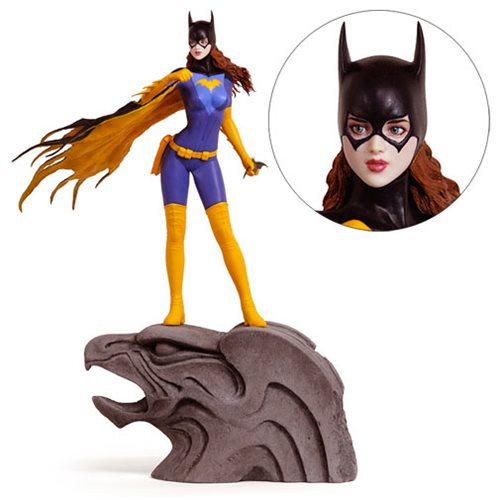 Fantasy Figure Gallery DC Comics Collection Batgirl Variant by Luis Royo 1:6 Scale Resin Statue - Gadget Lovers