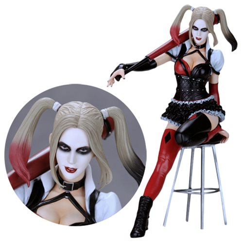Fantasy Figure Gallery DC Comics Collection Harley Quinn 1 6 Scale PVC Statue