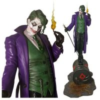 Fantasy Figure Gallery DC Comics Collection Joker Resin Statue