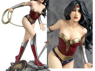 Fantasy Figure Gallery DC Comics Collection Wonder Woman Resin Statue