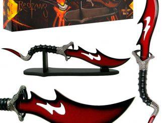 Fantasy Master Red fang Viper Dagger