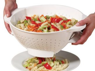 Farberware Trap Door Colander