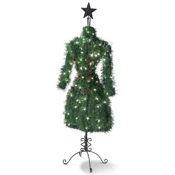 Fashionista Christmas Tree