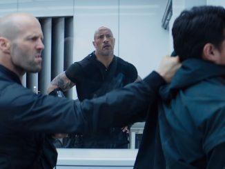 Fast & Furious: Hobbs & Shaw Trailer