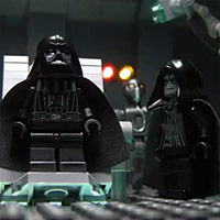 Fastest and Funniest LEGO Star Wars Story Prequel