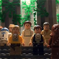 Fastest and Funniest LEGO Star Wars Story