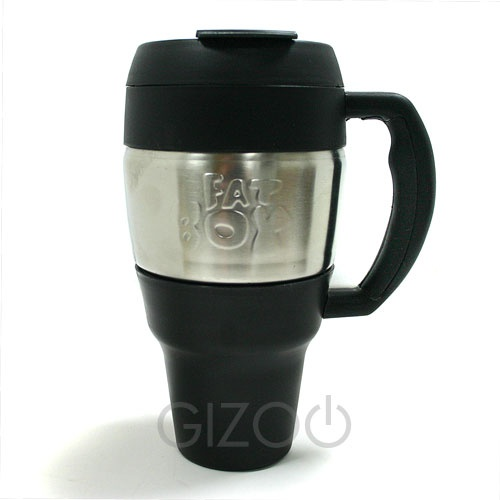 Fat Boy Travel Mug