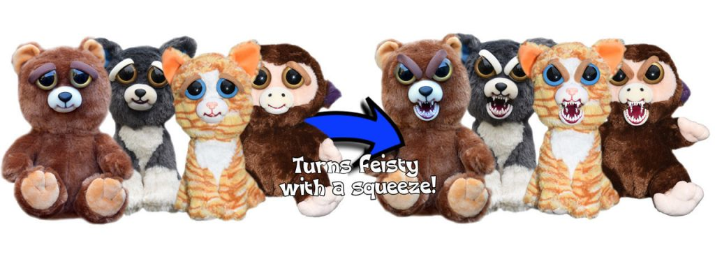 Feisty Pet Stuffed Animals