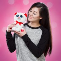 Feisty Pets - Valentine's Day Bear