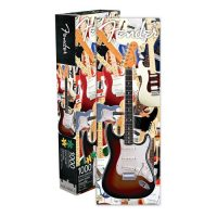 Fender Guitar 1,000-Piece Slim Puzzle