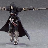 Figma Overwatch Reaper Action Figure