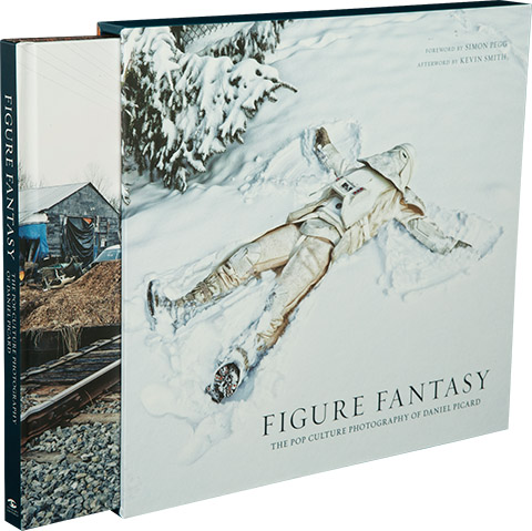 Figure Fantasy The Pop Culture Photography of Daniel Picard Collectors Edition