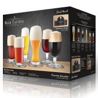 Final Touch Beer Tasting Glasses