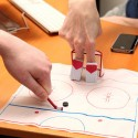 Finger Hockey Desktop Game