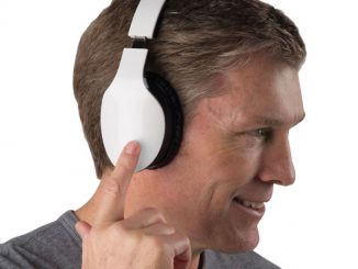 Finger Swipe Headphones