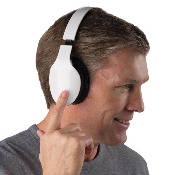 Finger Swipe Headphones