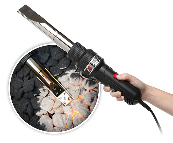 Fire UP Charcoal Starter Wand