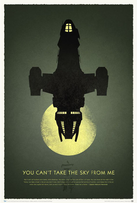 Firefly Anniversary Poster