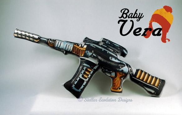 Firefly Baby Vera Plush