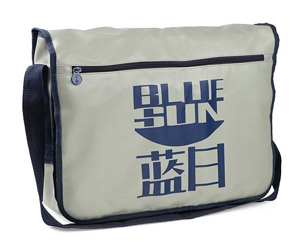 Firefly Blue Sun Messenger Bag