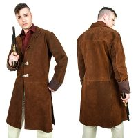 Firefly Brown Coat Replica Jacket