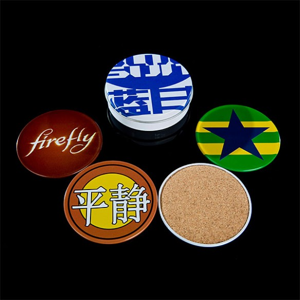 Firefly Coasters