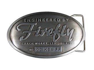 Firefly Engineered by Firefly Belt Buckle
