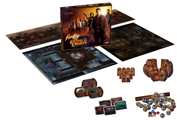 Firefly Fistful of Credits Game