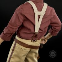 Firefly Malcolm Reynolds 1-6 Scale Articulated Figure Back