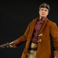 Firefly Malcolm Reynolds 1-6 Scale Articulated Figure with Pistol