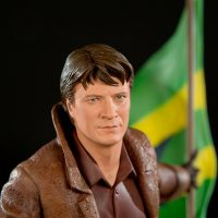 Firefly Malcolm Reynolds 1:6 Scale Master Series Statue Face