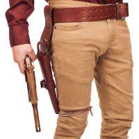 Firefly Malcolm Reynolds's Gun Holster & Belt