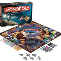 Firefly Monopoly Board Game