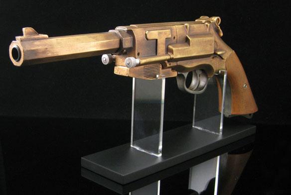 Firefly Serenity Malcolm Reynolds Pistol Prop Replica