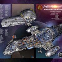 Firefly Serenity Poster Set