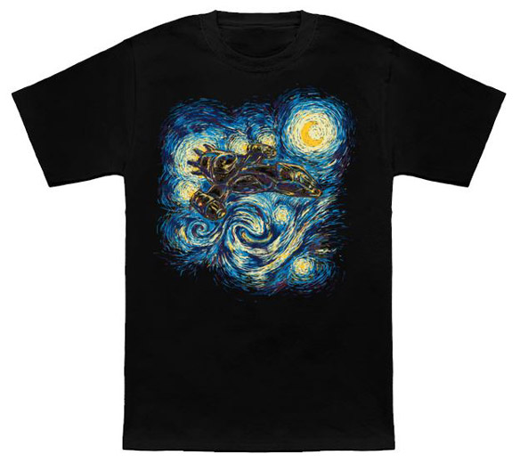 Firefly Starry Night Shirt
