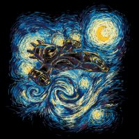 Firefly Starry Night T-Shirt