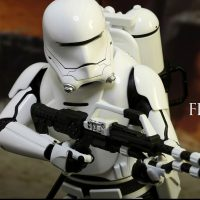 First Order Flametrooper Sixth-Scale Figure small