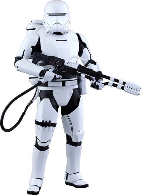 First Order Flametrooper Sixth-Scale Figure