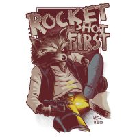 First Shot T-Shirt