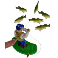 First Strike Fisherman Desktop Fishing Game