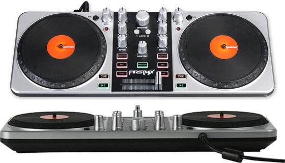 FirstMix USB DJ2