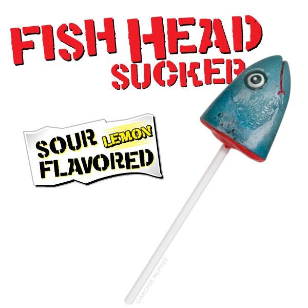 Fish Head Sucker