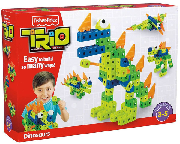 Fisher Price Trio Playset